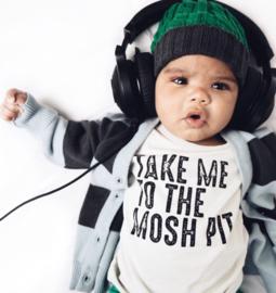 t-shirt 'moshpit' [anarkid]