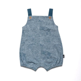 etch bubble playsuit - navy [anarkid]