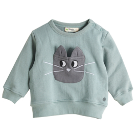 sweatshirt - cat pocket [the bonniemob]