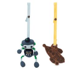 wagenspanner - robot / raket [Finn + Emma]