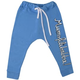 sweatpants - mumsfilibabba! blue [raspberry republic]