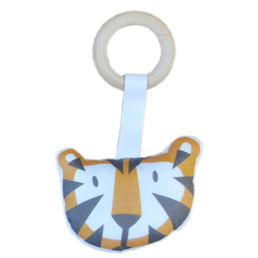 bijtring - tijger [carotte & cie]