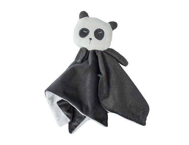 knuffeldoekje - panda [sebra]