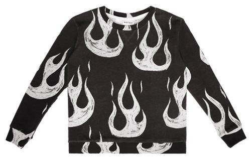 sweater flames [Walnut & Walrus]