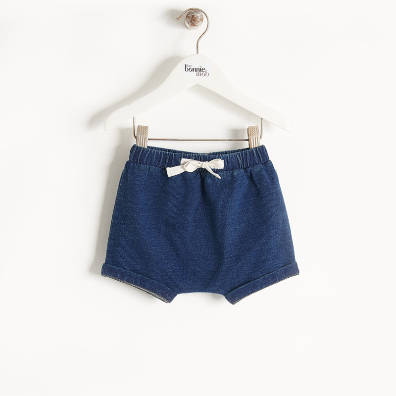 bloomer shorts - plain denim [the bonniemob]