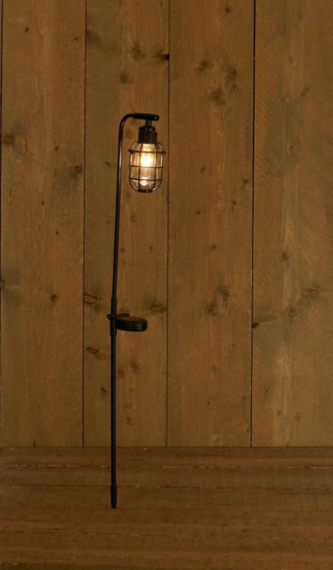 """Solar """"looplamp"""" op steker 80 cm"""