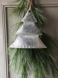 Zinken kerstboomhanger