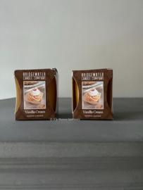 Bridgewater votive geurskaars  vanilla cream