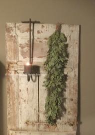 Chandelier de porte voor stompkaars, 55 cm.