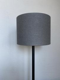 Cilinder lampenkap, kleur livigno donker