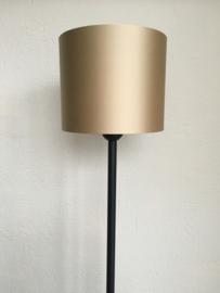 Cilinder lampenkap, kleur monaco goud