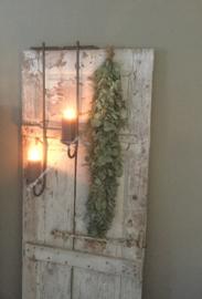 Chandelier de porte  voor stompkaars, 75 cm