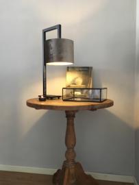 "Smeedijzeren tafellamp ""Table"""