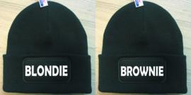 Muts Blondie & Brownie
