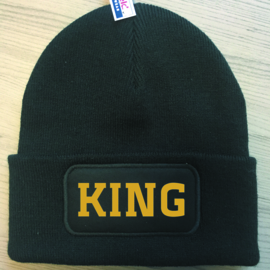 Muts King (Goud)