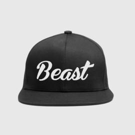 Beauty & Beast cap geborduurd