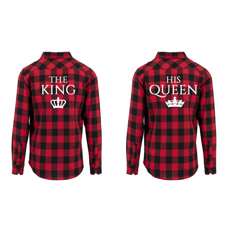 Hemden The King & His Queen