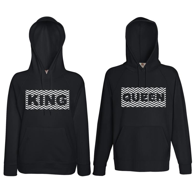Hoodie King & Queen Special