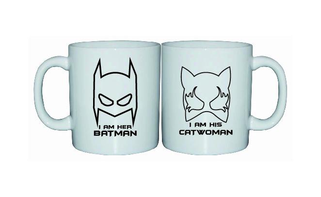 Mok Batman & Catwoman
