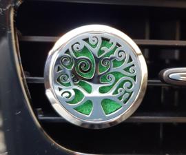 Auto parfum diffuser