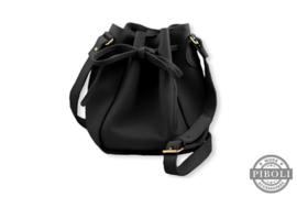 Bucket tas zwart