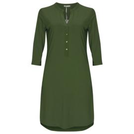 Angelle Milan tuniek/jurk groen