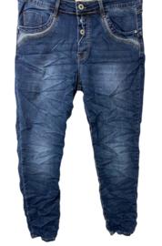 Karostar jeans 7002 blauw