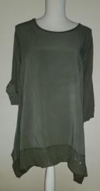 Shirt Shirley groen