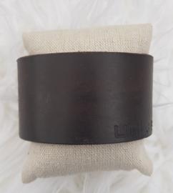 Leren Armband Joss bruin