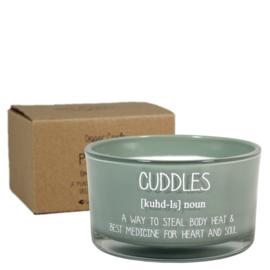 "Sojakaars ""Cuddles"""