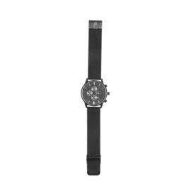Heren horloge Adam zwart