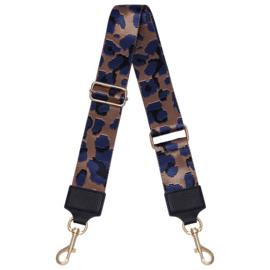 Bag strap leopard