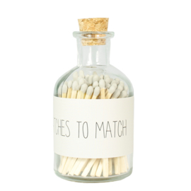 "Lucifers ""Matches to match"""