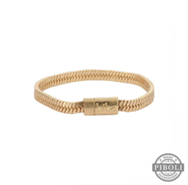 Biba chain bracelet goudkleur