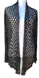 Vest Miss zwart