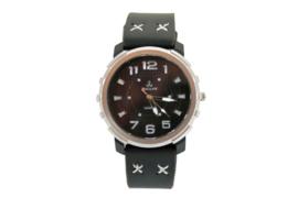 Horloge cross zwart