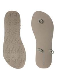 Bandajanas slipper taupe