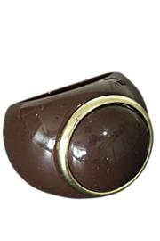 Ring bruin