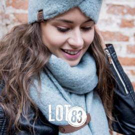 Lot83 sjaal Fem mint