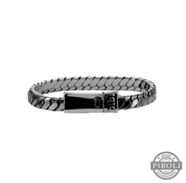 Biba chain bracelet gunmetal
