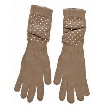 Handschoen Marilyn lichtbruin