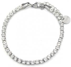 Armband met kristal