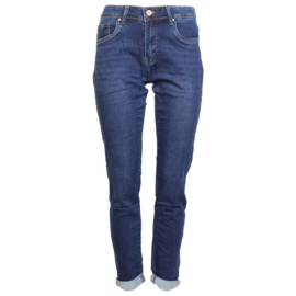 Norfy jeans donkerblauw