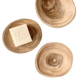 Schaaltje hout