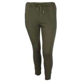 Place du jour jogging jeans groen