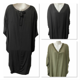 Tuniek/jurk met strik op rug