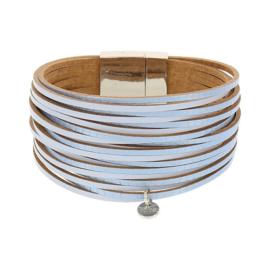 Armband Biba blauw