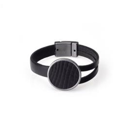Biba armband zwart