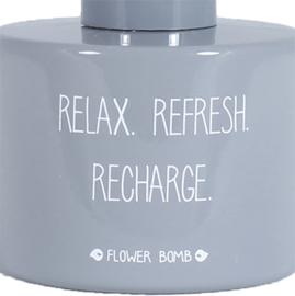 "Geurstokjes ""Relax refresh recharge"""