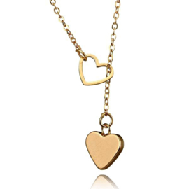 Ketting sweetheart gold